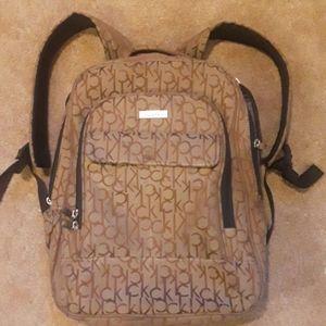 Calvin Klein Signature Laptop Backpack